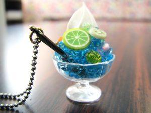 レジン_ミニかき氷