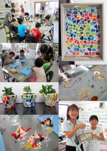 2015夏休み体験教室の様子